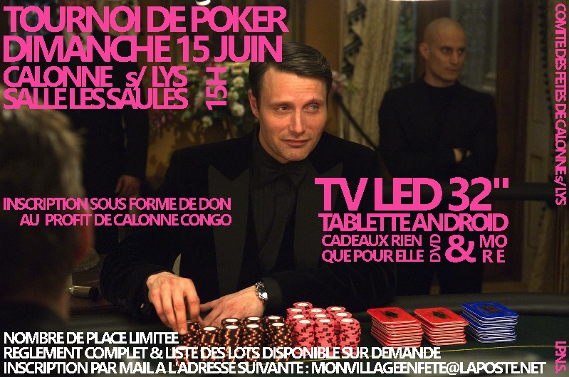 TOURNOI DE POKER / DIMANCHE 15 JUIN / CALONNE SUR LA LYS (62) 2_couleur